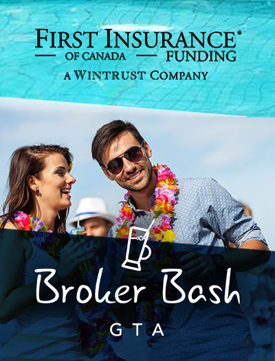 FIRST Canada goes poolside for an epic Broker Bash in August