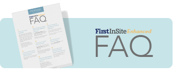 Download First InSite Enhanced FAQ PDF