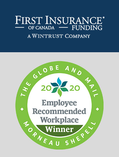 FIRST Canada wins 2020 Employee Recommended Workplace Award