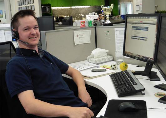 Meet Justin Senior Client Service Specialist First Insurance