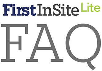 First InSite Lite FAQ_FIRST Insurance Funding of Canada