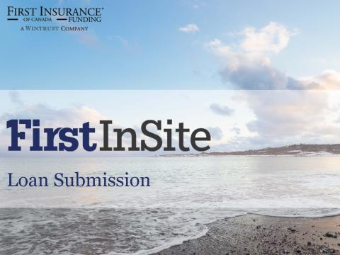 First_InSite_Enhanced_online_guides_Submit a Quote
